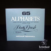 Alphabets for Lettering-Book
