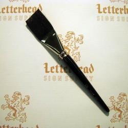 "Flat Lettering Brushes ""Jet Stroke"" series-1962 size 1-1/2"""