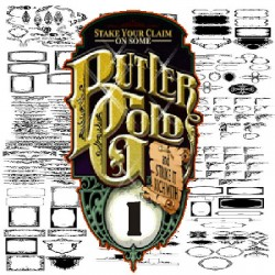 Butler Gold - Volume 1