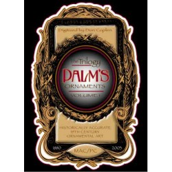 Palms Ornaments Trilogy Set