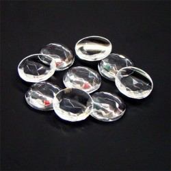 Clear Crystal Sign Jewels 20mm