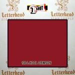 1 Shot Lettering Enamel Paint Kool Crimson 106L - 1/2 Pint