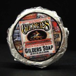 Gilders Gold Leaf Glass Soap
