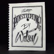 Custom Pinstriping-book