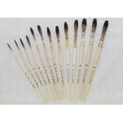 189 Series Mack Brushes