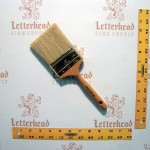 """Cutter Brushes Double Series-5880 size 3"""""""