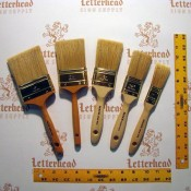 series 5880 brushes
