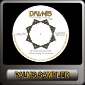 Palm's Sampler clip-art-Ornamental