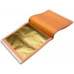 22kt XX Deep Gold Leaf Patent-Book