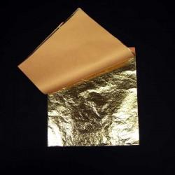 Imitation Gold - Brass Leaf