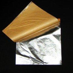 Aluminum Leaf 1 book loose Leafing