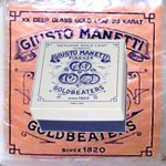 Manetti 24kt Double Gold-Leaf Patent-Pack