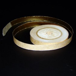 "Rolled Gold Leaf 23kt 4"" WB"