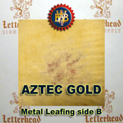 Aztec Leafing Variegated Metal Leaf