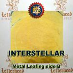 Variegated Metal Leaf-Interstellar 20 Book Pack